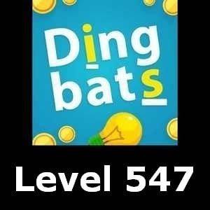 Dingbats Level 547