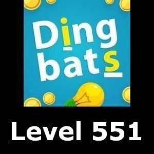 Dingbats Level 551