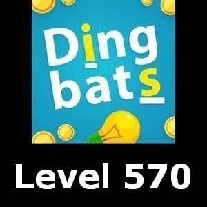 Dingbats Level 570