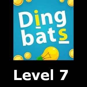 Dingbats Level 7