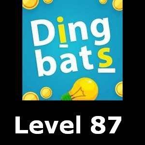 Dingbats Level 87