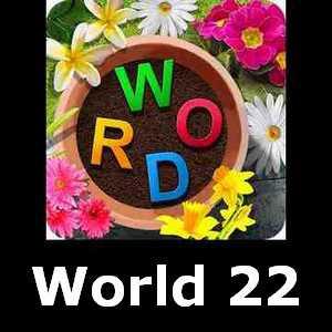 Garden of Words World 22