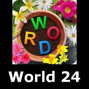 Garden of Words World 24