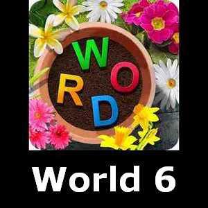 Garden of Words World 6