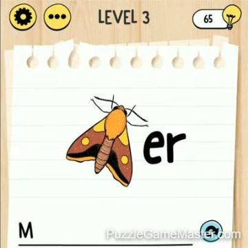 Brain Test Tricky Words level 3