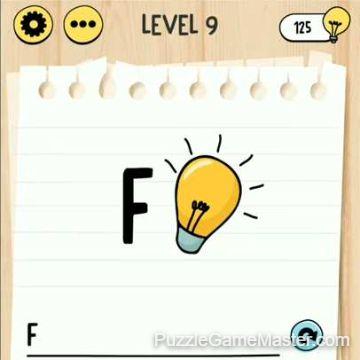 Brain Test Tricky Words level 9